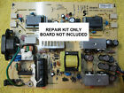 Dell 1908FP,1908FPT,1908WFP,P190S PTB-1776 Power supply repair Kit