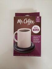 Mr. Coffee Beverage Plug In Warmer mug warmer , coffee, tea, hot cocoa