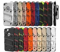 iPhone 6Plus / 7Plus / 8Plus / X / XS Zizo Bolt Cases with Tempered Glass Screen