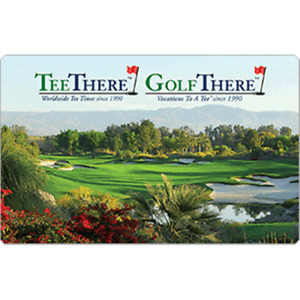 Golf There Gift Card $100 Value, Only $50.00! Free Shipping!