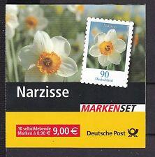 BRD 2006 gestempelt Markenheft  MiNr. 61    Narzisse