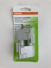 Osram Fluorescent 2 Lampholders Slimline Lot Of 5 FLH/SL/PL NIB