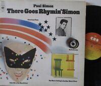 PAUL SIMON - There Goes Rhymin Simon ~ GATEFOLD VINYL LP