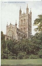 Gloucestershire Postcard - Gloucester Cathedral   ZZ1008