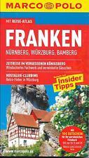 Franken Nürnberg Würzburg Bamberg Marco Polo Reiseführer Nostalgie Clubbing