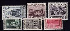 Echte Briefmarken aus Luxemburg mit Religions-Motiv