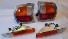 Peugeot 504 Turn Light & Tail light Set
