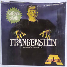 HORROR : FRANKENSTEIN MODEL KIT MADE BY AURORA CIRCA 1970'S - VERY RARE KIT