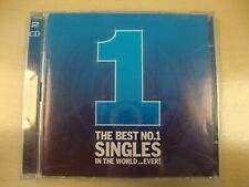 The Best Number 1 Singles in the World... Ever!, Various Artists 2 CD