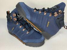 NEW SIZE 7.5 MEN Adidas CORDURA Jake Blauvelt PREMIUM Boots 2.0 Blue Snow Casual