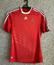Adidas FRANCE Soccer National Team 2007 Football Jersey Shirt Top Mens Size S-M
