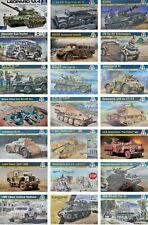Italeri 1/35 Military Vehicle Tank New Plastic Model Kit 1 35