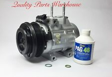 2007-2010 Ford Explorer 4.0L W/Rear air Reman A/C Compressor w/ Warranty