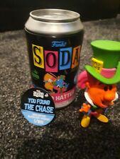 1/800 Funko Pop Soda Mad Hatter Black Light Chase
