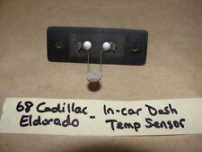 68 Cadillac Eldorado DASH IN CAR TEMP AUTOMATIC CLIMATE CONTROL SENSOR *TESTED*