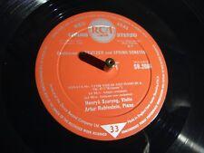 RCA LIVING STEREO Rubinstein Szeryng Beethoven Kreutzer Spring SB 2084/LSC 2377