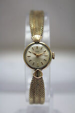 TUDOR by ROLEX - 18K GOLD FILLED LADIES VINTAGE WATCH - BEAUTIFUL! - NO RESERVE!