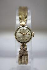 Tudor By Rolex - 18K oro lleno señoras Vintage Reloj-Hermoso! -! sin Reserva!