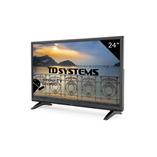TD Systems K24DLM8HS.Televisor Led HD Smart 24 Pulgadas. 2x HDMI, 2x USB, VGA