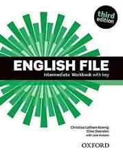 English File third edition: Intermediate: Workbook with key by Oxford University Press (Paperback, 2013)