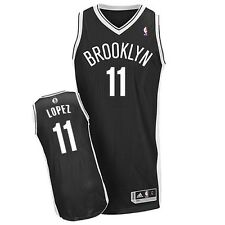 2dd377d89 Brook Lopez Brooklyn Nets NBA Swingman Jersey by adidas