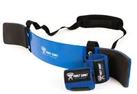 Frost Giant Fitness Heavy Dut Arm Blaster Bicep Curl W/ One Pair of Wrist Wraps