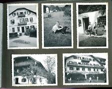 Foto St. Gilgen, um 1939,Seehof,GH Post,Schneider S. Laimer,Wolfgangsee,5 Stück