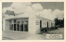 Kitty's Restaurant, 5015 N. Broadway, U.S. 1, West Palm Beach FL