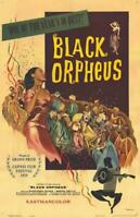 Black Orpheus Movie POSTER 11 x 17 Breno Mello, Marpessa Dawn, B