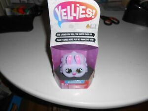 Yellies! Voice-Activated Pet Toy - FLUFFERTAIL MADE BY HASBRO--NEW