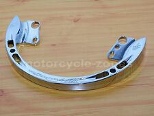 Chrome Rear Grab Bar Seat Handle Rail For Suzuki Hayabusa GSXR 1300 19999-2007
