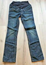 H&M MAMA Umstands Jeans Gr. 38 M TOP Stretch Schwangerschafts