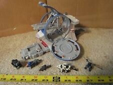 Rare! Vintage Zoids miniature anime transfomer robot figures, model playset lot!