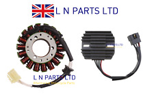 Suzuki GSX-R750 Stator Coil / Magneto & Regulator / Rectifier Kit 2000 - 2003