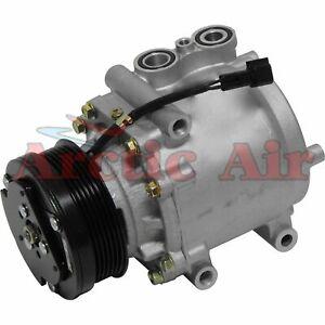 77588 AC Compressor for 2002-2007 Ford E Series/Cr Victoria and Lincoln Aviator/