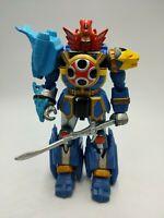 "Bandai Power Rangers 2002 Ninja Storm Lightning Megazord Action Figure 6"""