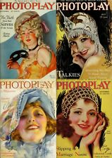 194 Old Issues Of Photoplay - America Film Fan Magazine Vol.1 (1914-1930) On Dvd