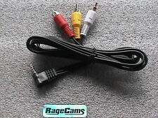 Right Angled Pro Audio Video Cable Plug Male 3.5mm For RCA Lyra X2400 x-2400 DVR