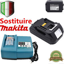 Makita BL1815 18V 1.5Ah Caricabatterie DC18RA DC18RC BL1830 BL1840B BL1850B 15N