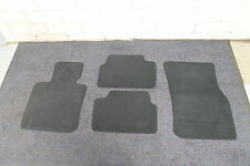 Mini Original F55 Fußmatten-Set Floor Mat Set Velours Schwarz 4-teilig