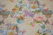 """Graphic 45 Scrapbooking Paper 12x12"""" Sweet Sentiments Collection ALL MY LOVE"""