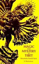 Magic and Mystery in Tibet by Alexandra David-Neel (1971, Paperback, Unabridged)