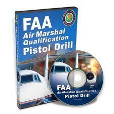 DVD FAA Air Marshall Qualification Pistol Drill 7816