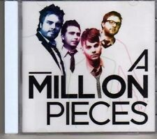 (BV12) A Million Pieces, Vanity Plates / Laserbeams - 2011 sealed  CD