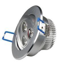 LED Einbauleuchte RUND warmweiß, Ø:86mm, 230V / Einbaustrahler Spot Downlight