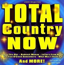 Done Again : Total Country Now 1 CD