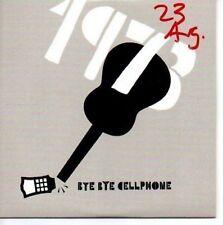 (AS689) 1973, Bye Bye Cellphone - DJ CD
