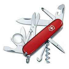 Victorinox Swiss Army Knife Explorer - Red  Model 53791 Free Shipping
