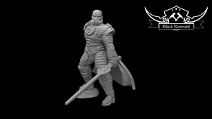 Ancient evil lord -  Star Wars Legion Scale/Roleplay resin miniatures BR
