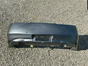 2008 2009 2010 2011 2012 2013 INFINITI G37 COUPE REAR BUMPER COVER OEM